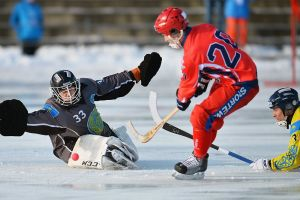 Ставки на матчи по хоккею с мячом